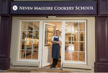Neven Maguire Cookery School