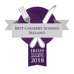 Best Cookery School in Ireland 2018
